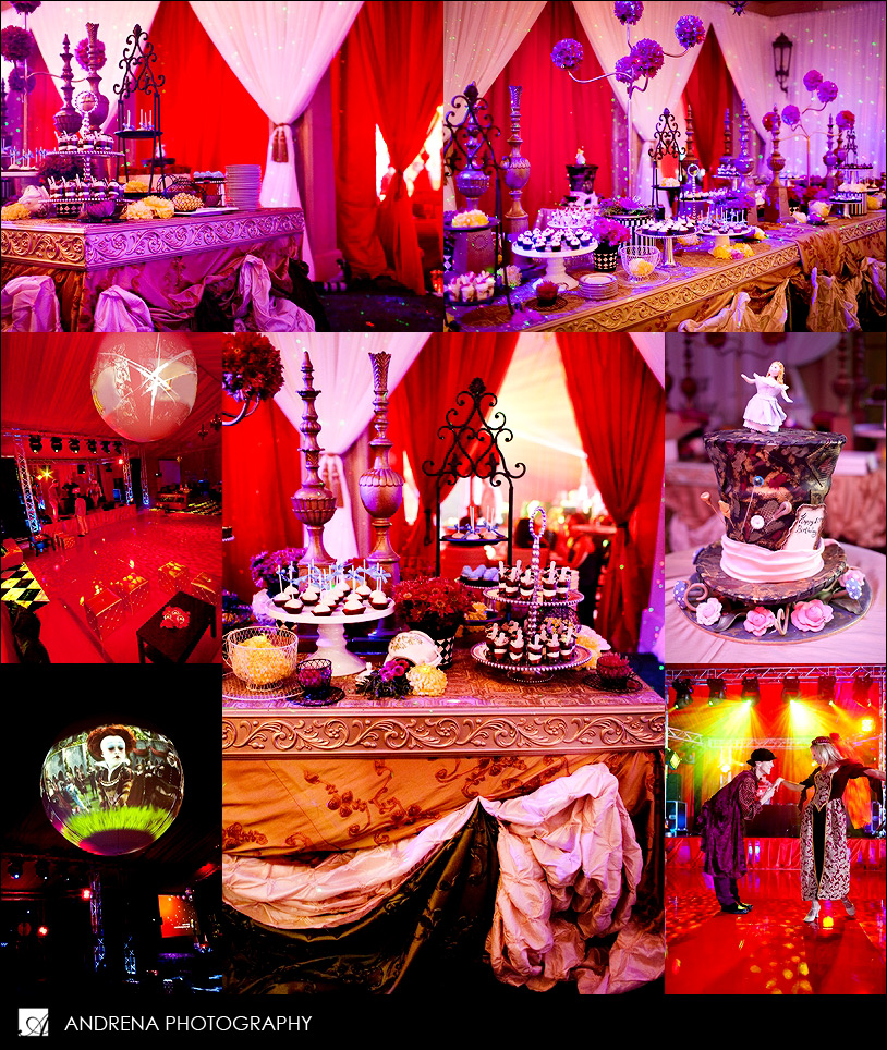 Gorgeous Childrens Party Alice In Wonderland Theme