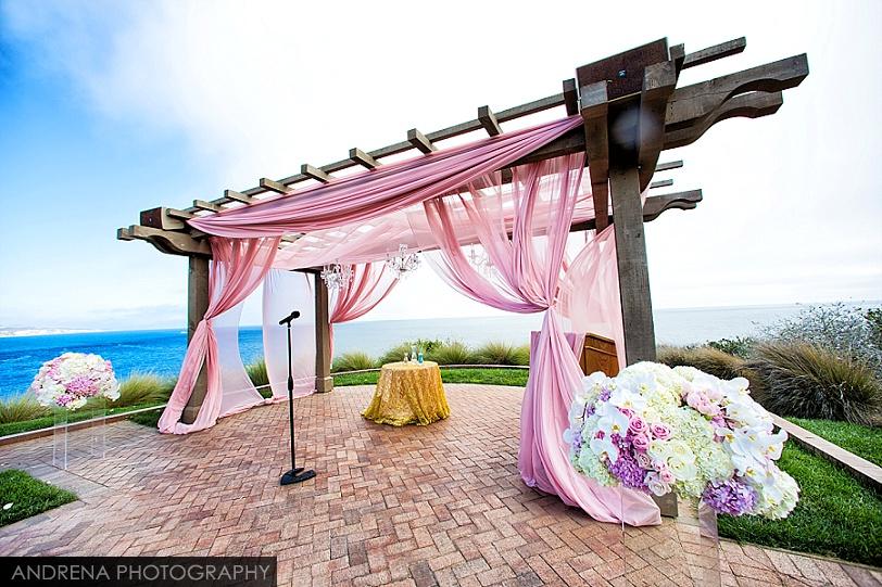 terranea resort wedding photographers andrena photography blog