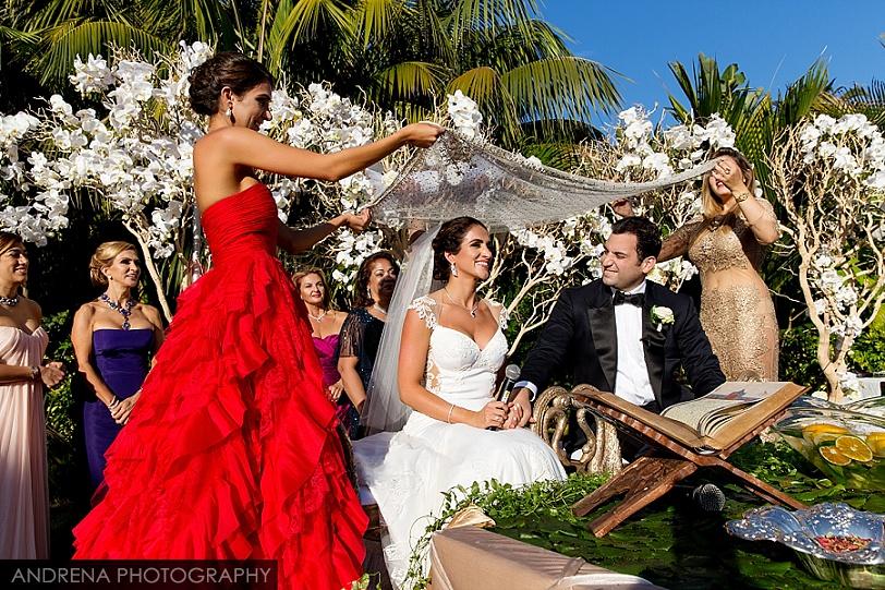 Four Seasons Santa Barbara Persian Wedding